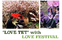 """LOVE TET"" with LOVE FESTIVAL"