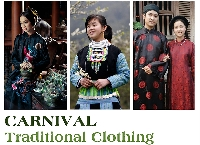 CARNIVAL Traditional Clothing