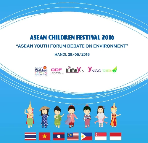 """Young leaders"" of ASEAN debate about environment"