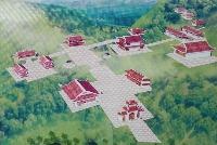 """""""Ước ao cho Thiền viện Trúc Lâm Phượng Hoàng nhanh được hoàn thiện"""""""