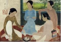Triển lãm tranh về Việt Nam tại Paris