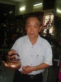 Nghệ nhân bàn tay vàng Nguyễn Ngọc Trọng