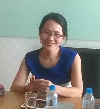 Bà Trần Thị Lan Hương