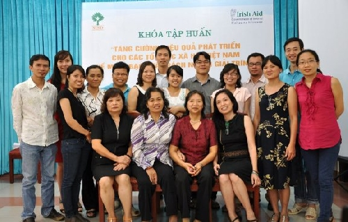 Minh bạch và trách nhiệm giải trình trong các tổ chức xã hội