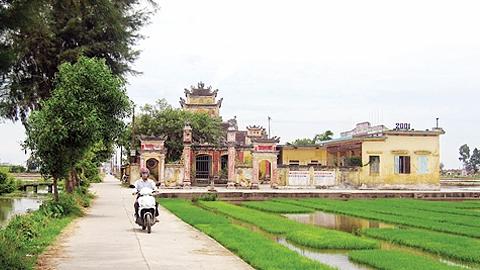Dự án đem đến lợi ích thiết thực cho người dân nghèo thôn Na Riền