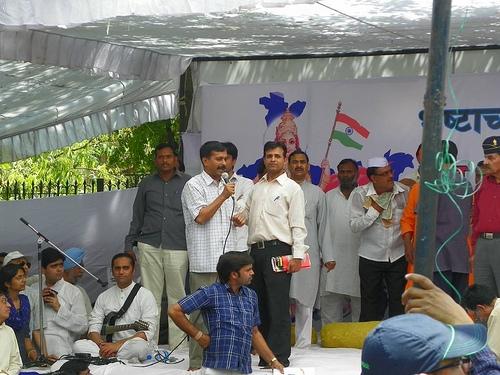 Tính minh bạch và một mô hình quản trị nhà nước mới ở Ấn Độ
