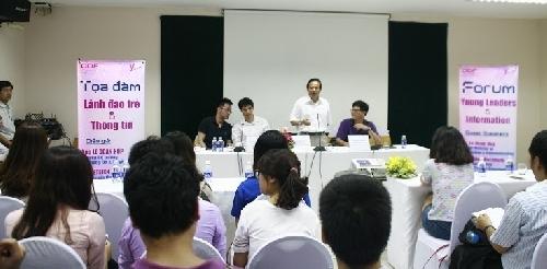Giới trẻ với Thông tin, Truyền thông và Minh bạch xã hội